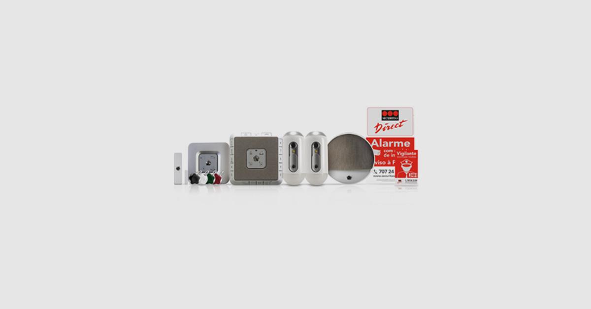 Produtos de Prestígio BPI | Alarmes Securitas Direct
