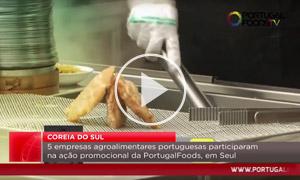 Empresas portuguesas em Paris e em Seul
