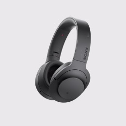Sony Headphones - Preto
