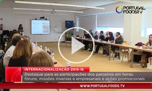 Projeto de Internacionalização 2015-2016