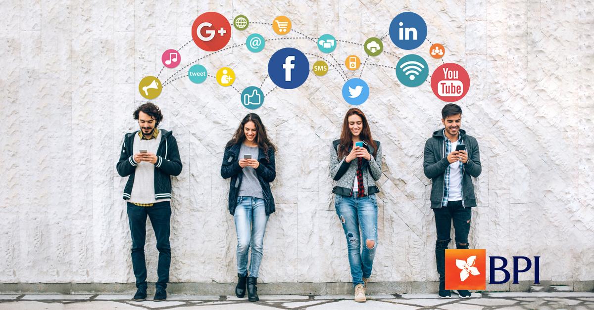 Banco BPI   Redes sociais