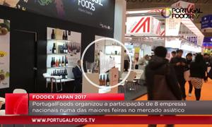 PortugalFoods na Foodex Japão 2017