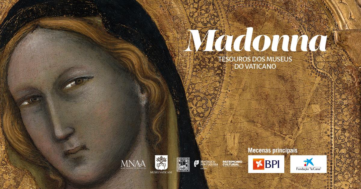 Madonna - Tesouros dos Museus do Vaticano