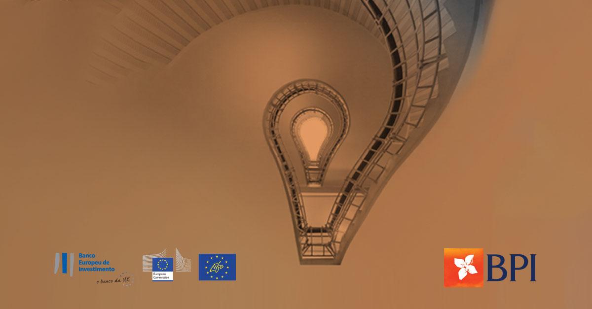 Banco BPI | Linhas de Apoio | Linha BPI/BEI Eficiência Energética