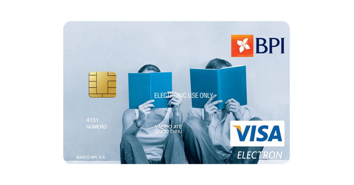 Cartão BPI Universitário