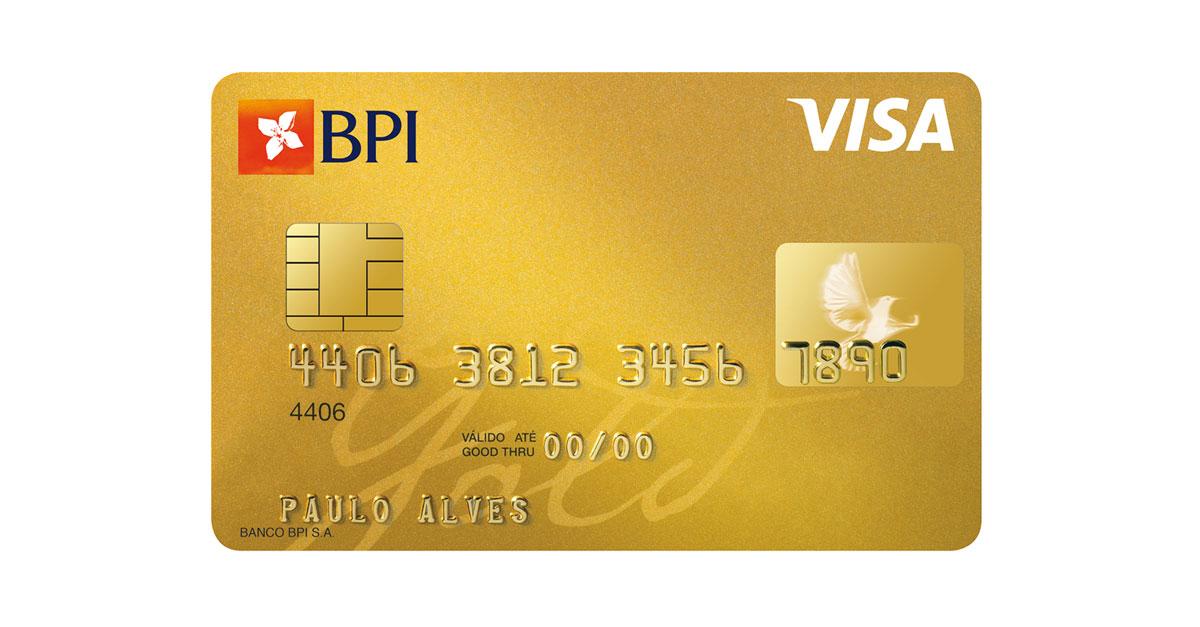 Cartão de Crédito BPI Gold