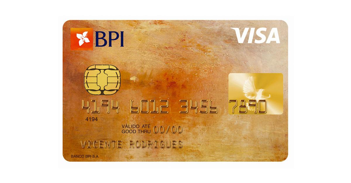 Cartão de Crédito BPI