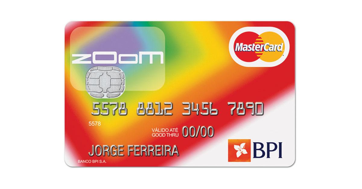 Cartão de Crédito BPI Zoom
