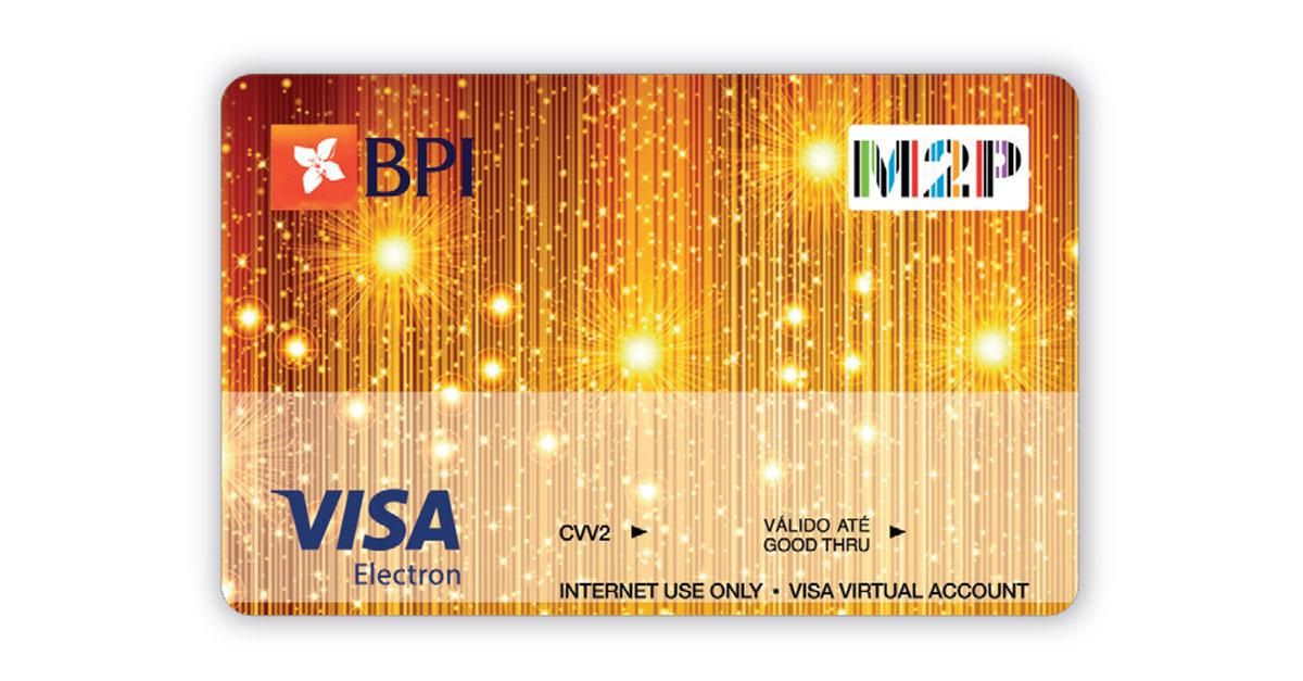 Cartão BPI Cash Virtual