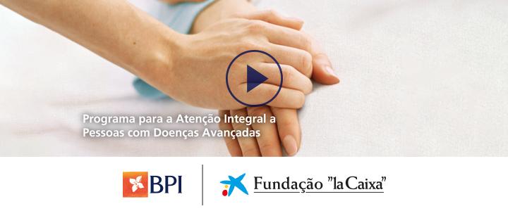 Fundação Bancária la Caixa | Programa atenção integral a pessoas com doenças avançadas