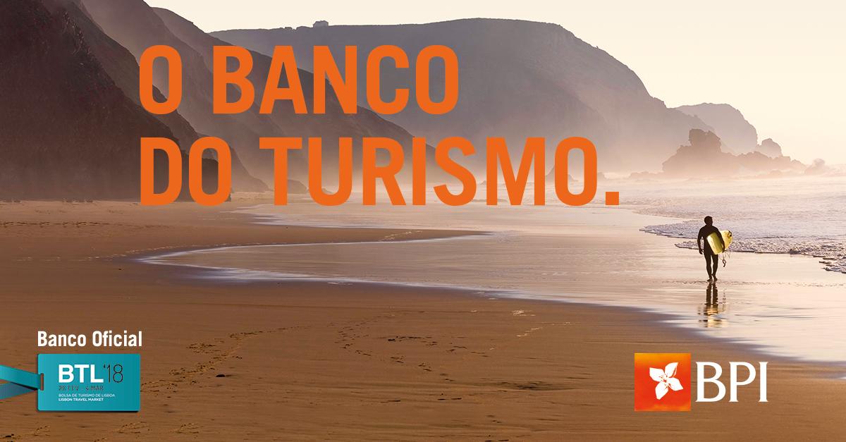 O Banco para o Turismo