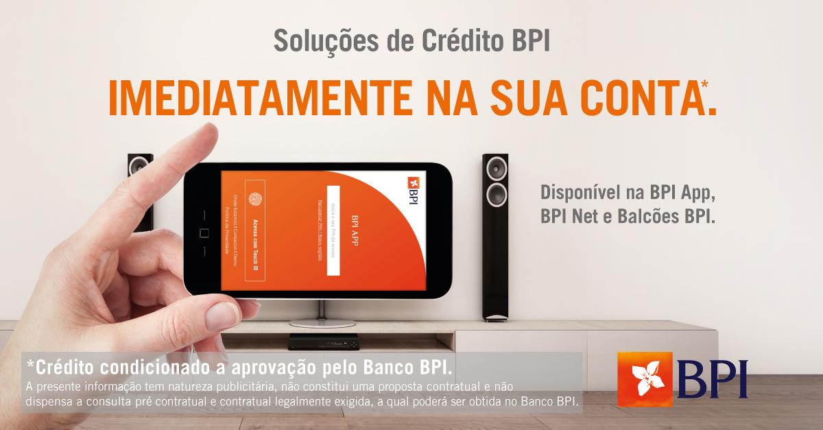 Banco BPI | Crédito Pessoal | Crédito Imediato BPI