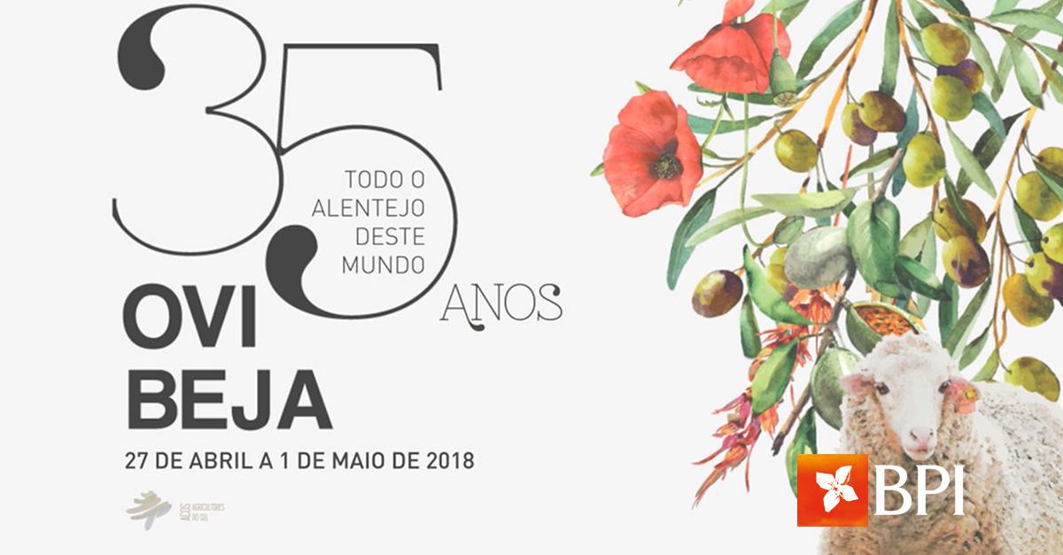 Banco BPI | Ovibeja 2018