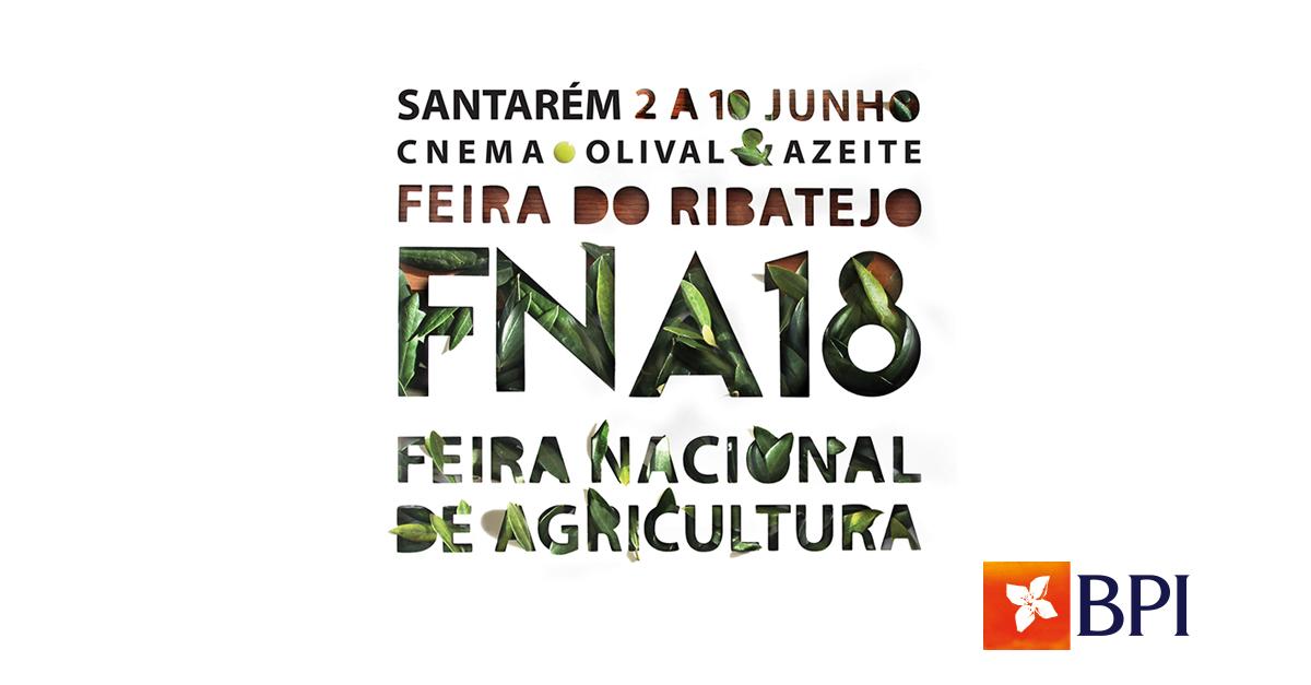 BPI na 55ª Feira Nacional de Agricultura | Banco BPI