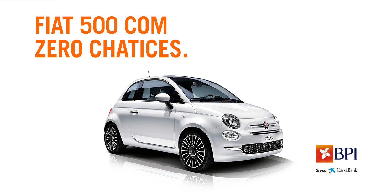 FIAT 500 LOUNGE S&S | Renting