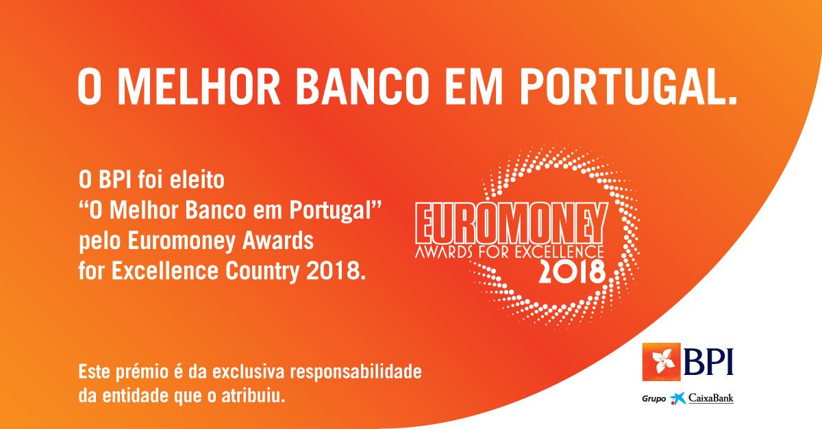 O Melhor Banco em Portugal | Banco BPI