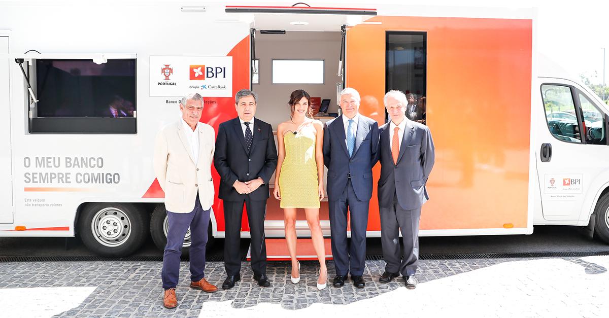 BPI apresenta Balcão Móvel | Banco BPI