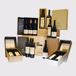 Conjunto de Vinhos Quinta do Crasto