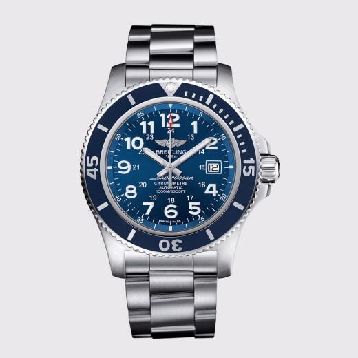 4da7fcf1c15 Relógio Breitling Superocean II 44