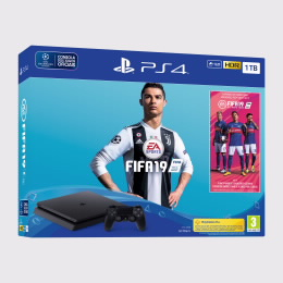 PlayStation®4 1 TB e FIFA 19