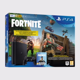 PlayStation®4 500 GB e Fornite