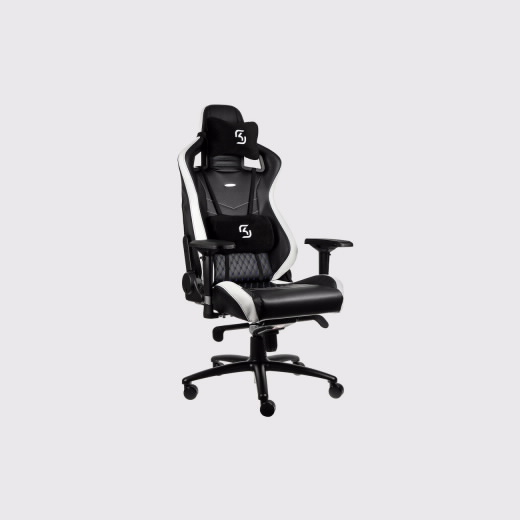 Cadeira noblechairs EPIC PU Leather SK Gaming Edition