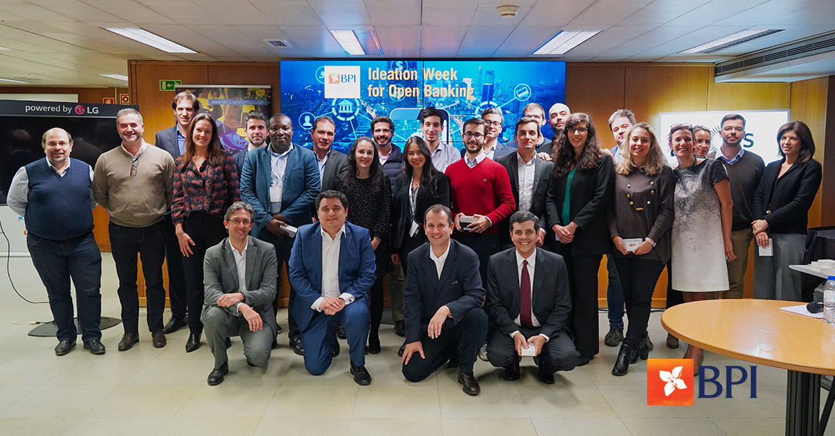 Ideation Week for Open Banking | Banco BPI