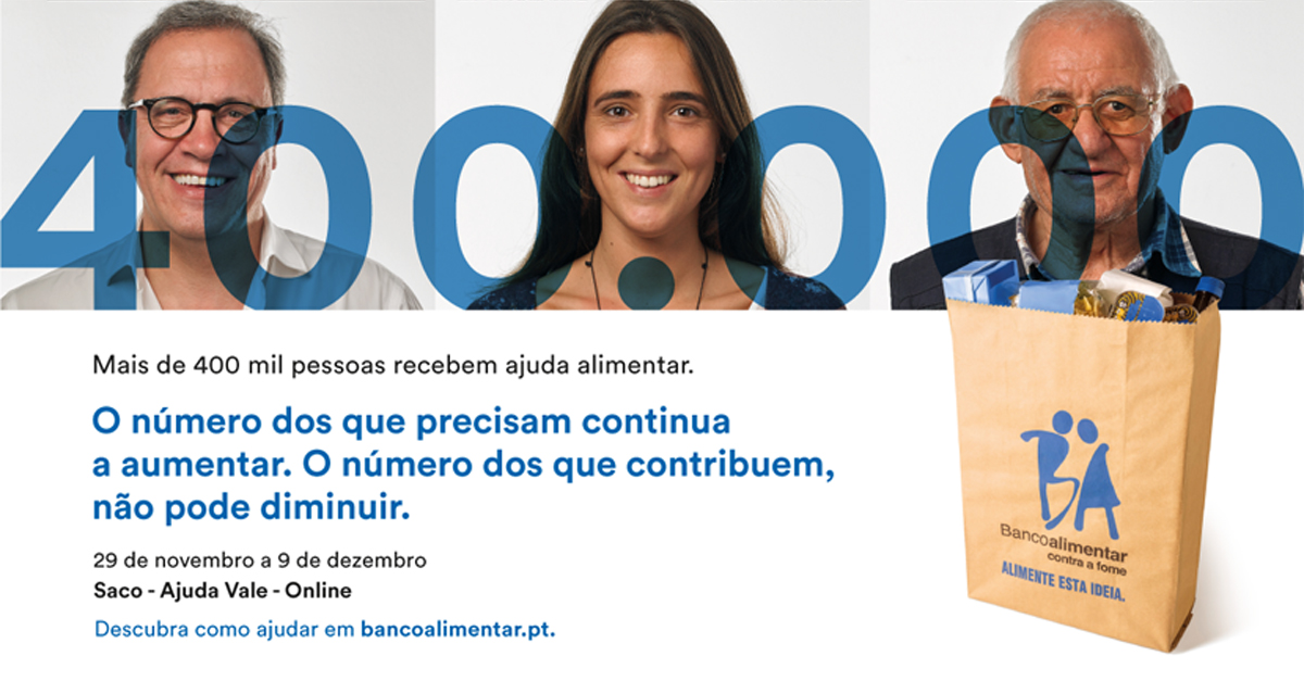 Banco Alimentar contra a Fome 2018 | Banco BPI