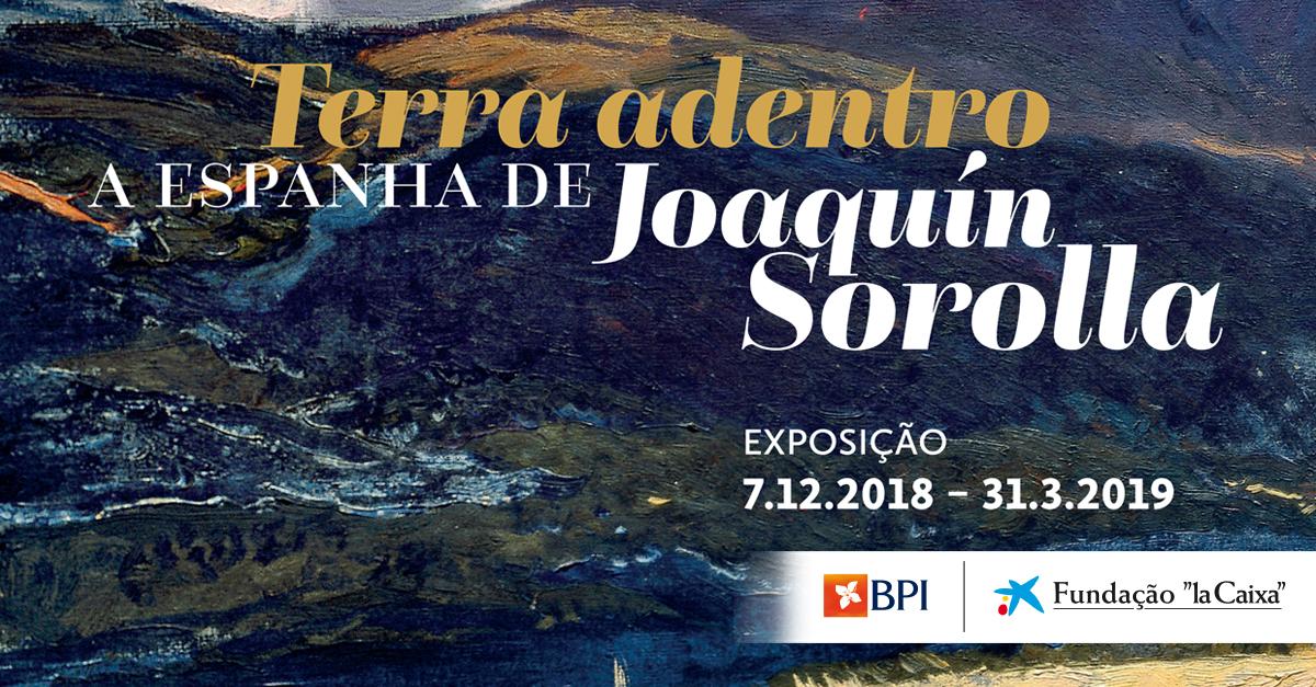Terra Adentro - a Espanha de Joaquín Sorolla | Banco BPI