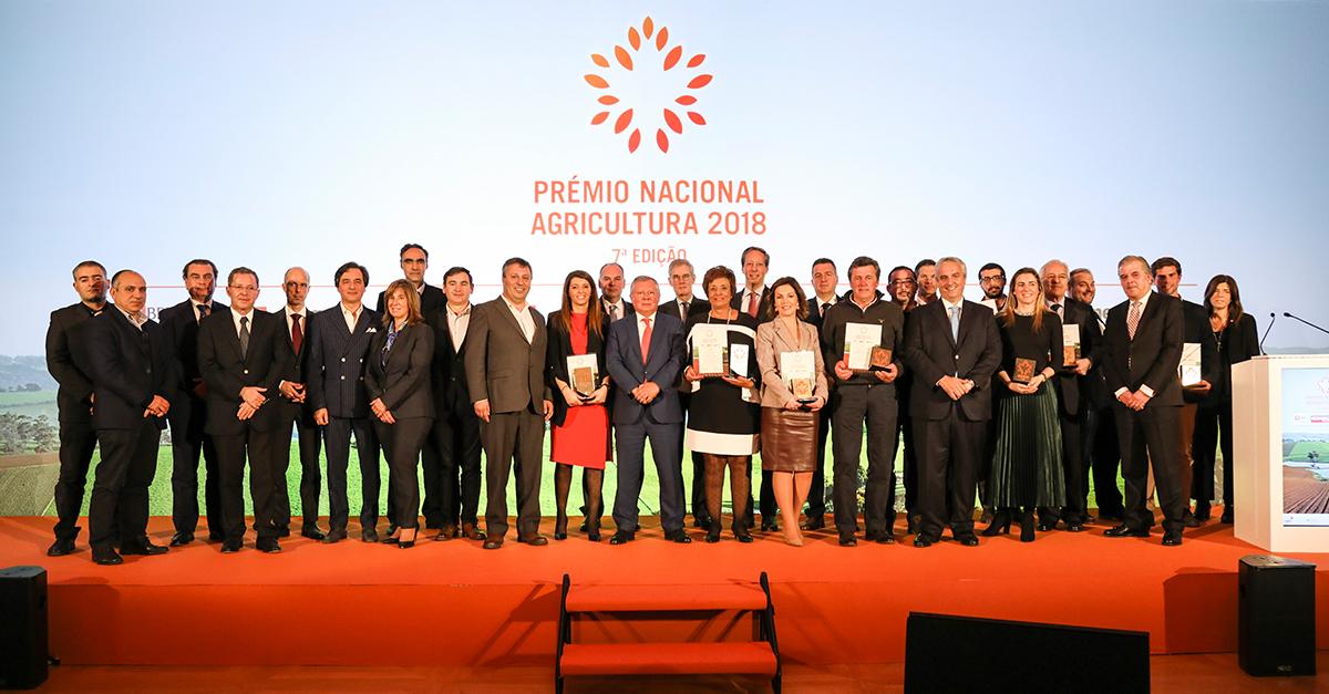 13 premiados no Prémio Nacional de Agricultura | Banco BPI
