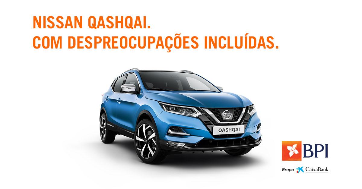 Nissan Qashqai | Renting