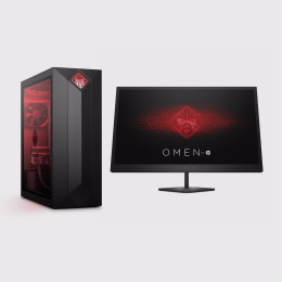 OMEN Desktop 875-0002np com Monitor OMEN by HP 25