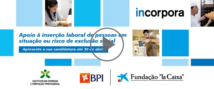 Fundação Bancária la Caixa | Programa Incorpora