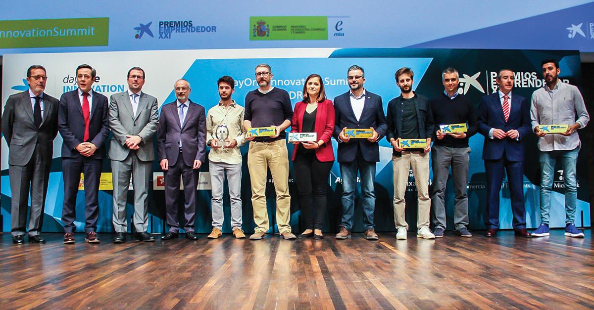 Start-ups portuguesas HUUB e SEACLIQ vencem competição ibérica dos Prémios Empreendedor XXI | Banco BPI