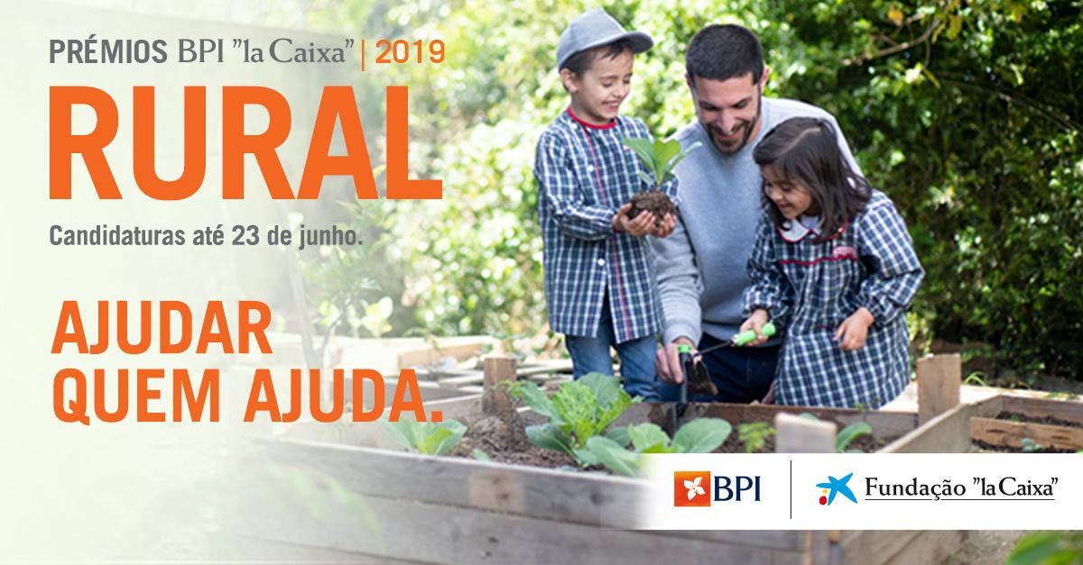 Abertas as candidaturas para a 1ª edição do Prémio BPI