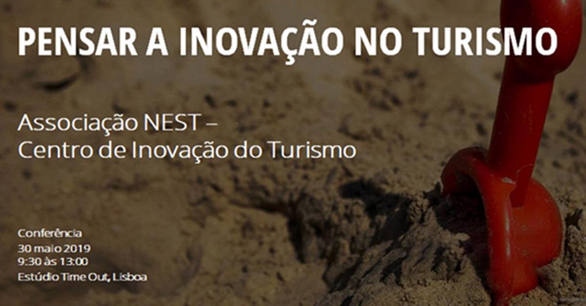 Conferência Pensar a Inovação no Turismo.