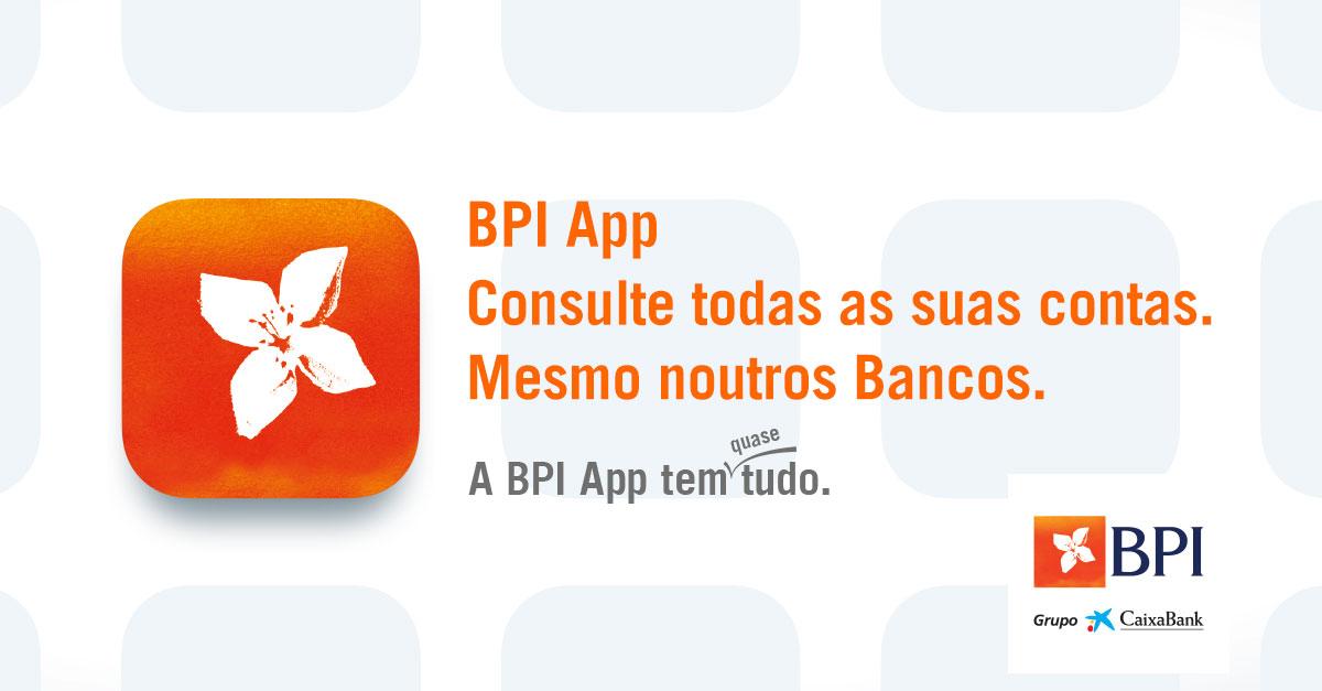 BPI lança campanha para promover a utilização da BPI App