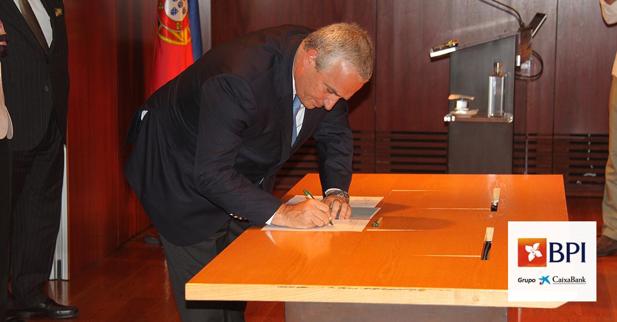BPI assina Carta de Compromisso para o Financiamento Sustentável em Portugal | Banco BPI