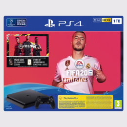 PlayStation4 1TB + Fifa 2020