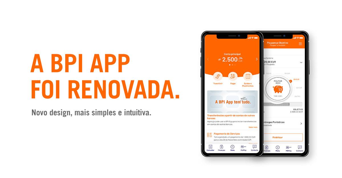 BPI App | Serviços 24/7 | Banco BPI