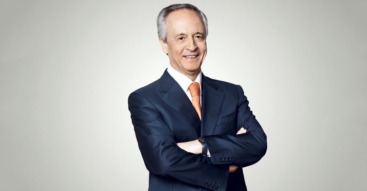 Fernando Ulrich distinguido com o Prémio Excelência na Liderança | Banco BPI