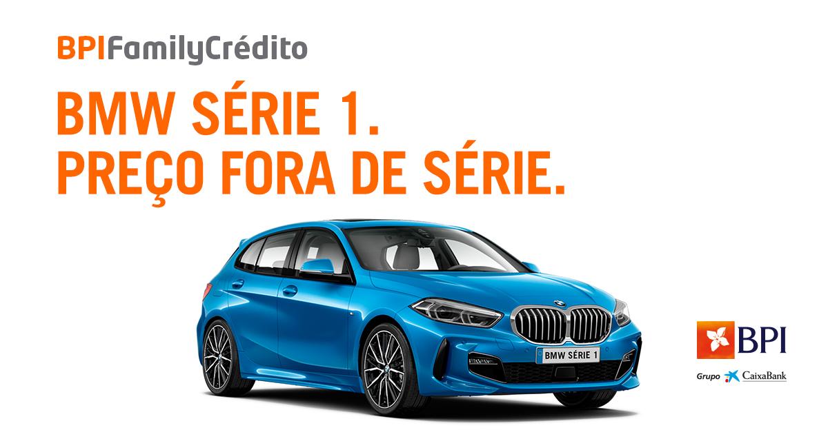 BMW Série 1 | Renting Automóvel
