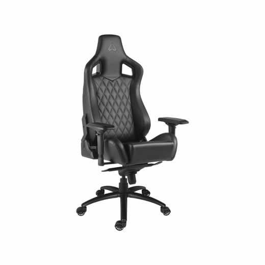 Cadeira Alpha Gamer Polaris Preto