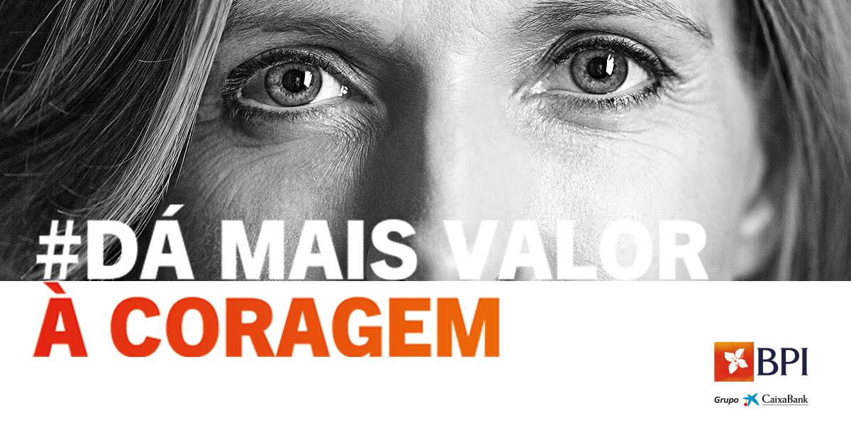BPI lança nova campanha institucional #DáMaisValor   Banco BPI
