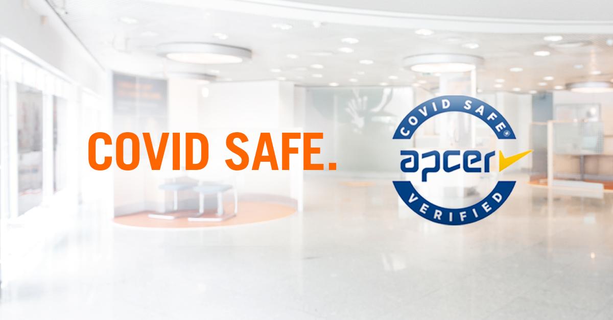 BPI é o primeiro Banco a obter a marca ?COVID Safe? pela APCER | Banco BPI