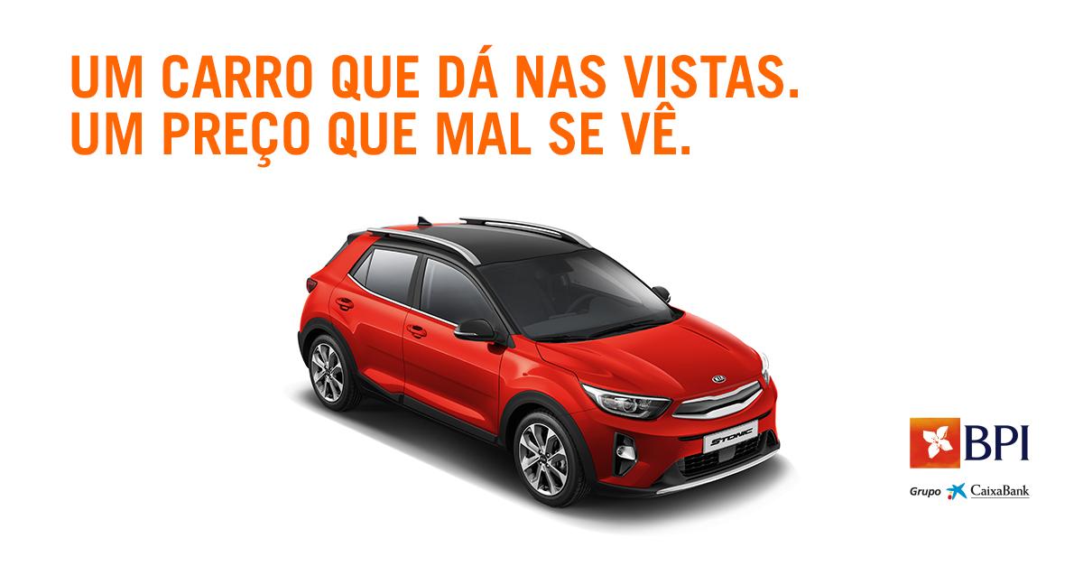 KIA Stonic | Renting Automóvel