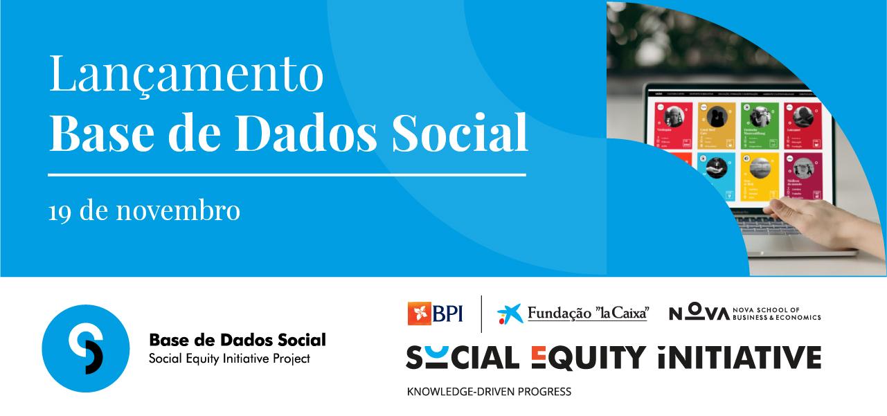 Nova SBE lança Base de Dados Social | Banco BPI