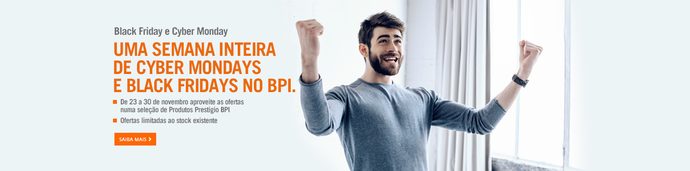 Black Friday e Cyber Monday BPI