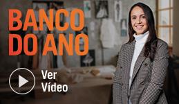 Banco do Ano 2020 em Portugal | Maria Manuel Veiga