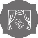 icone Linha de Apoio à Economia Covid -19 - Empresas Exportadoras da Indústria e do Turismo - Empresas de Montagem de Eventos